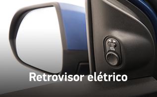 Retrovisor elétrico