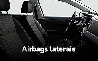 Airbags laterais